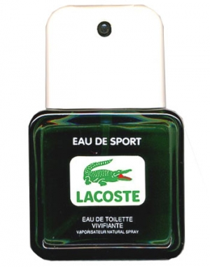 Eau de Sport Lacoste for men