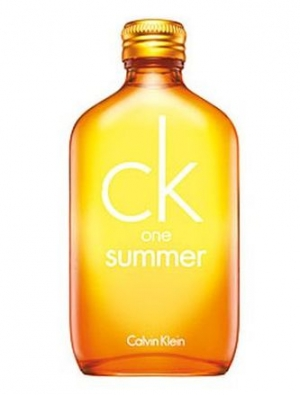 CK One Summer 2010 Calvin Klein for women and men