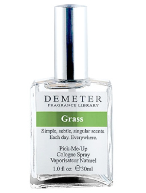 Grass Demeter Fragrance for women and men