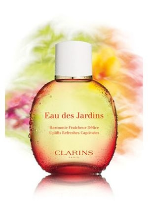 eau des jardins clarins perfume a fragrance for women 2010. Black Bedroom Furniture Sets. Home Design Ideas