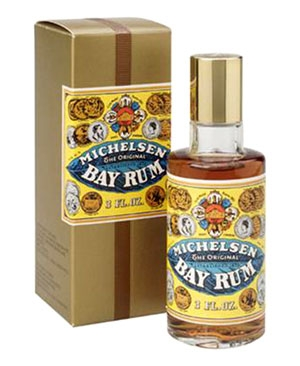 Michelsen's Bay Rum Caswell Massey for men