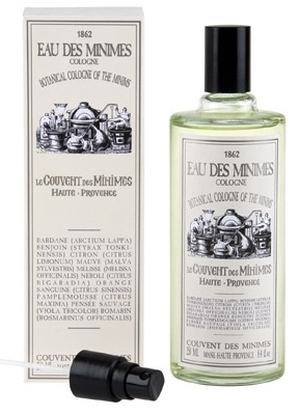 Eau des minimes cologne le couvent des minimes perfume a fragrance for wome - Le couvent des mimines ...
