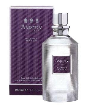 Purple Water Asprey London for women and men