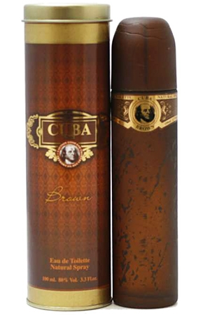 Cuba Brown Cuba Paris for men