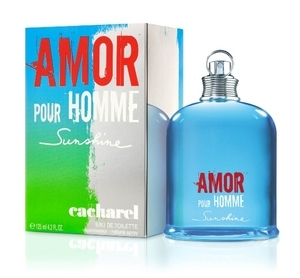 Amor pour Homme Sunshine Cacharel for men