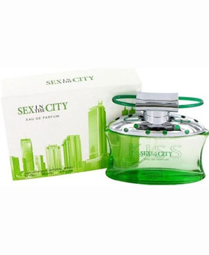 perfume by sex in the city