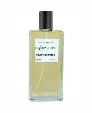 Poudre d'Epices Sinfonia di Note  for women and men