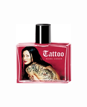 tattoo michel germain perfume a fragrance for women