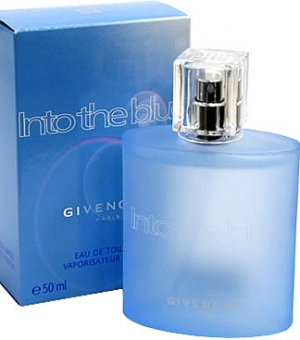 Into the Blue Givenchy for women and men