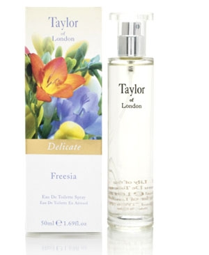 Delicate Freesia Taylor of London for women