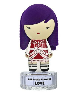 Harajuku lovers wicked style love harajuku lovers perfume for Harajuku lovers perfume