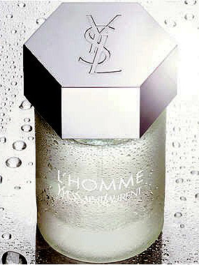 L'Homme Eau d'Eté Yves Saint Laurent for men