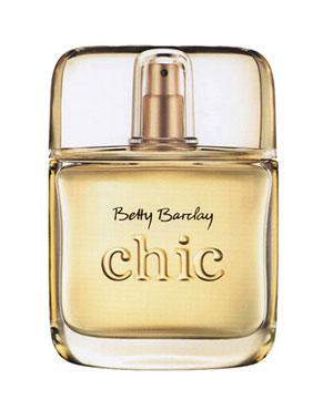 chic betty barclay perfume una fragancia para mujeres 2011. Black Bedroom Furniture Sets. Home Design Ideas