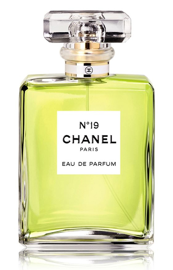 chanel no 19 eau de parfum chanel perfume a fragrance. Black Bedroom Furniture Sets. Home Design Ideas