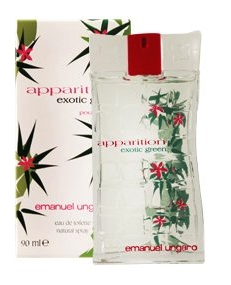 Emanuel Ungaro Apparition Exotic Green Emanuel Ungaro for women