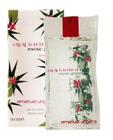 Emanuel Ungaro Apparition Exotic Green Emanuel Ungaro perfume - a ...