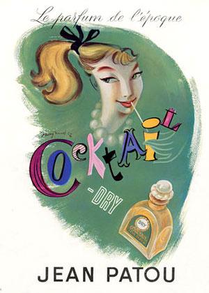 Cocktail Dry Jean Patou аромат - аромат для женщин 1930.
