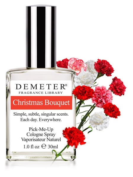 christmas bouquet demeter fragrance perfume a fragrance for women. Black Bedroom Furniture Sets. Home Design Ideas