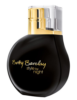 style by night betty barclay perfume a fragrance for women 2012. Black Bedroom Furniture Sets. Home Design Ideas
