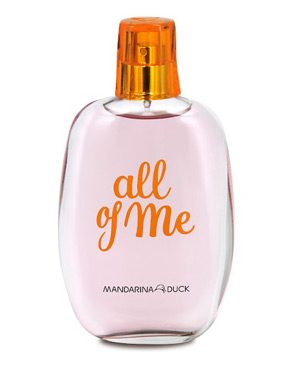 All Of Me For Her Mandarina Duck Perfume A Fragrance For