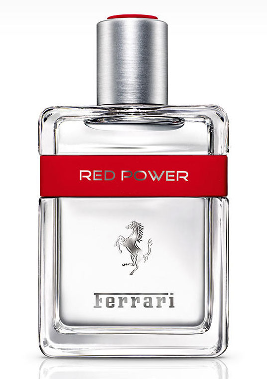 Red Power Ferrari cologne