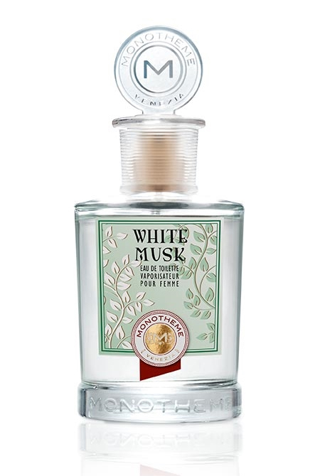White Musk Pour Femme Monotheme Fine Fragrances Venezia za ene