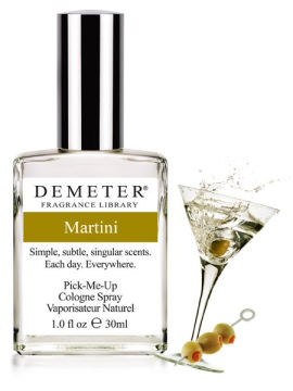 Martini Demeter Fragrance za ene i mukarce