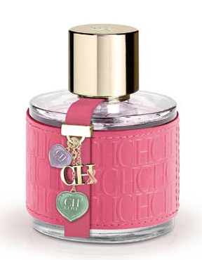 CH Pink Limited Edition Love Carolina Herrera za žene