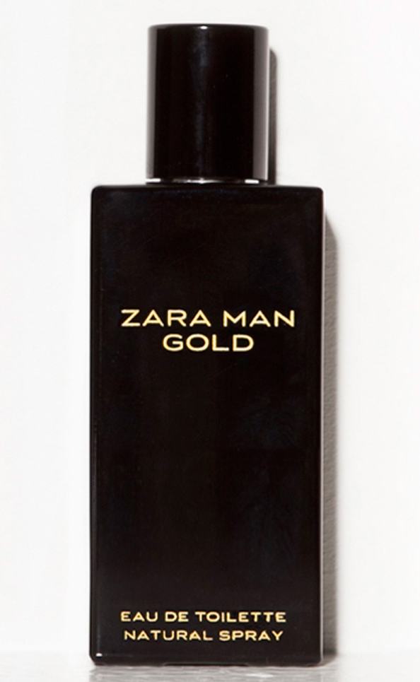 zara man gold zara cologne een geur voor heren. Black Bedroom Furniture Sets. Home Design Ideas