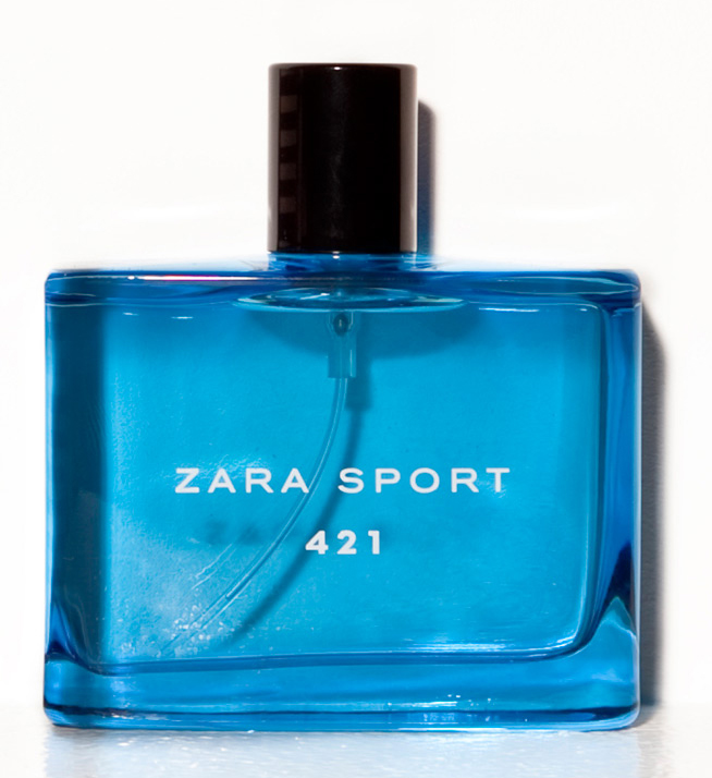 Zara sport 421 zara cologne a fragrance for men - Prix parfum zara homme ...