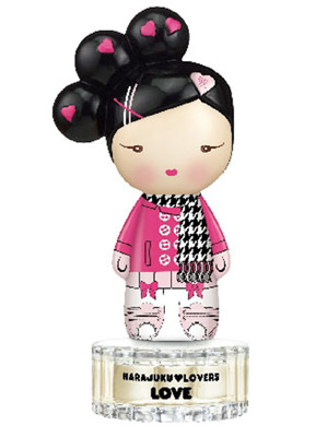 Harajuku lovers snow bunnies love harajuku lovers perfume for Harajuku lovers perfume
