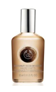 Coconut The Body Shop for women and men
