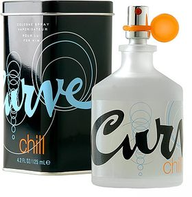 Curve Chill for Men Liz Claiborne for men