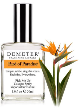 Bird of Paradise Demeter Fragrance for women