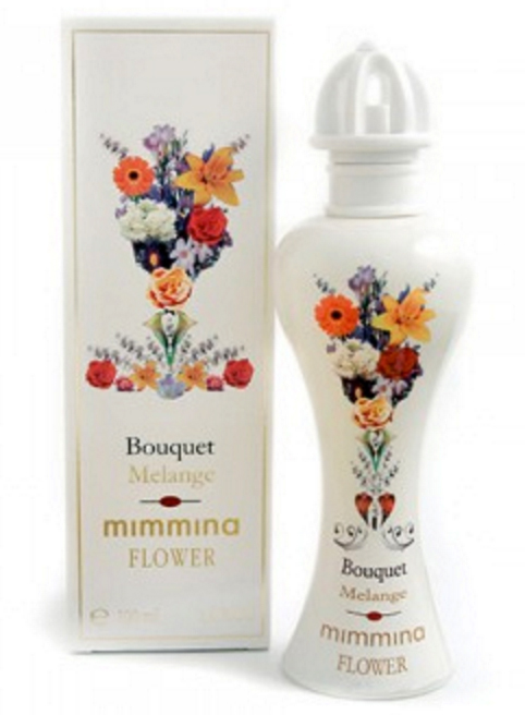 flower bouquet melange mimmina perfume a fragrance for women 2013. Black Bedroom Furniture Sets. Home Design Ideas