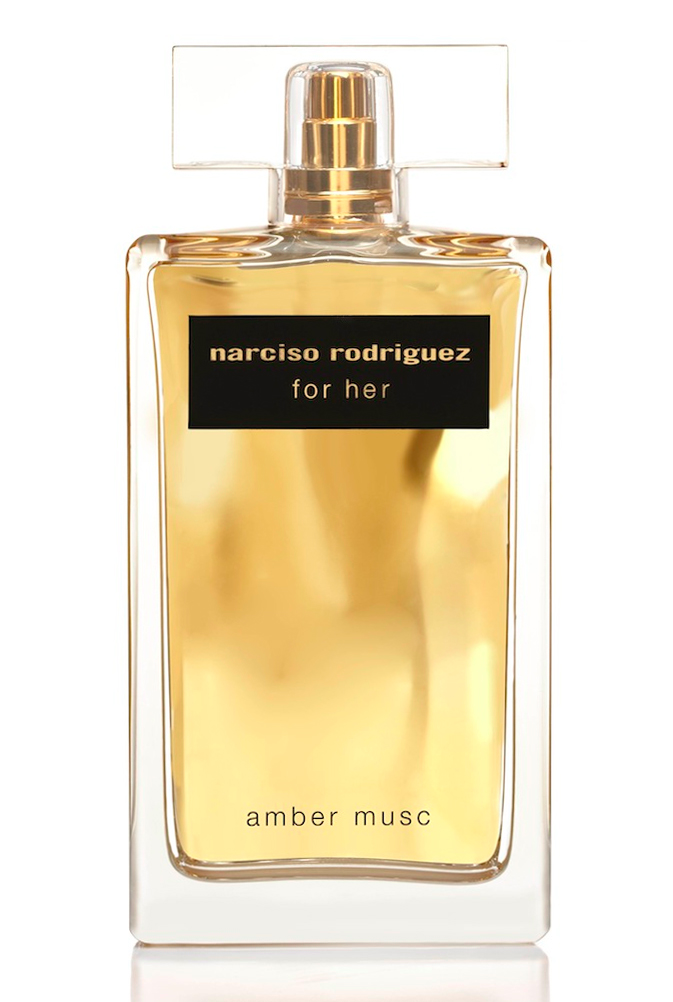 amber musc narciso rodriguez perfume a fragrance for women 2013. Black Bedroom Furniture Sets. Home Design Ideas
