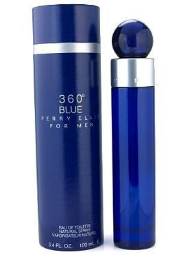 360° Blue for Men Perry Ellis for men