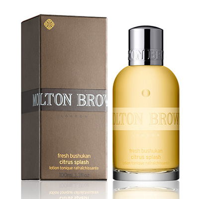 Fresh bushukan citrus splash molton brown cologne a for Best molton brown scent