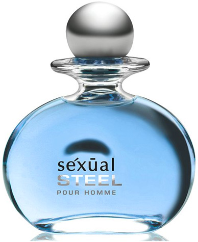 Steel Pour Homme Michel Germain cologne - a new fragrance for men 2013