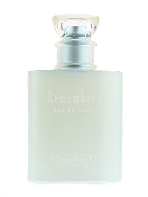 Remember Me Dior for women