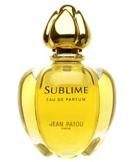Sublime Jean Patou for women