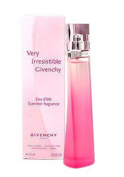 Very Irresistible Eau d'Ete Summer Fragrance Givenchy for women
