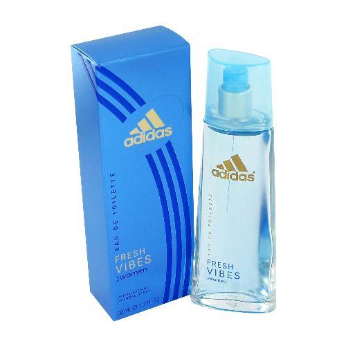 Adidas Perfume Women: Adidas Fresh Vibes Adidas Perfume