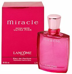 Miracle Ultra Pink Lancome for women