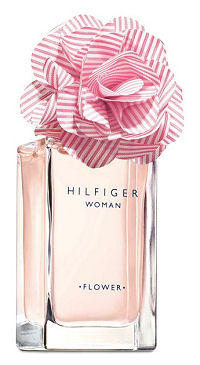 tommy hilfiger woman flower