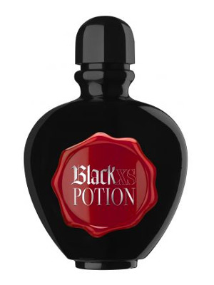 Black xs potion for her paco rabanne perfume a new for Paco rabanne black rose