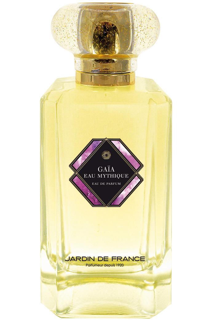 gaia eau mythique jardin de france perfume a new fragrance for women 2014. Black Bedroom Furniture Sets. Home Design Ideas