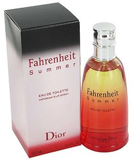 Fahrenheit Summer 2006 Christian Dior for men