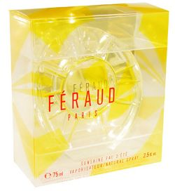 Feraud Sunshine Eau d`Ete Louis Feraud za ene
