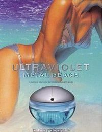 Ultraviolet Metal Beach Paco Rabanne for women